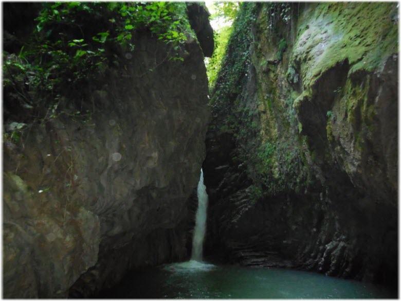фото Свирского ущелья