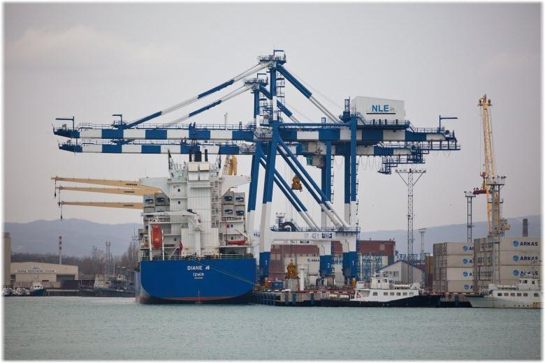 фото Торгового порта