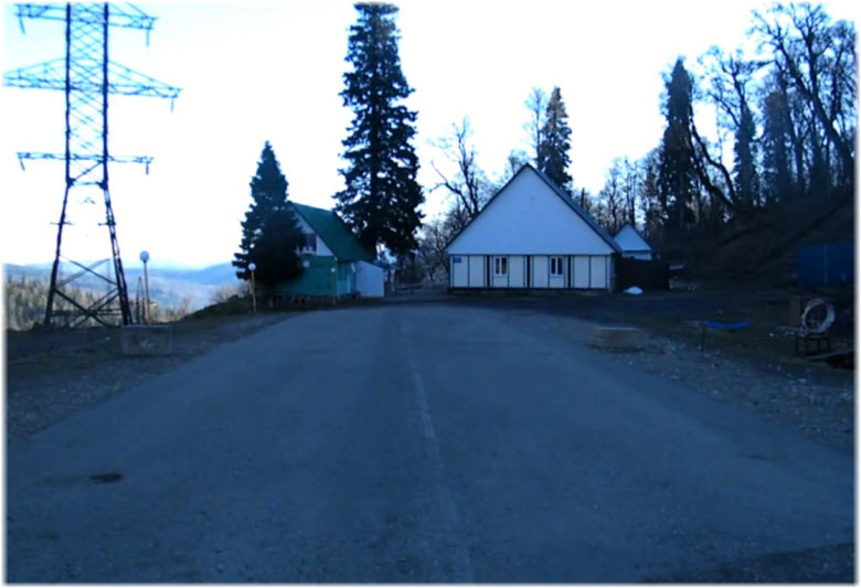 фото туристического приюта