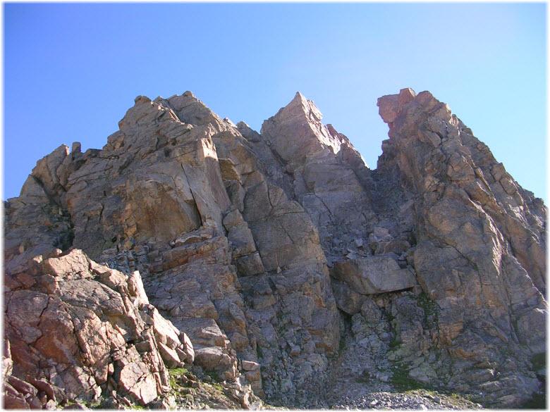 гора Трезубец