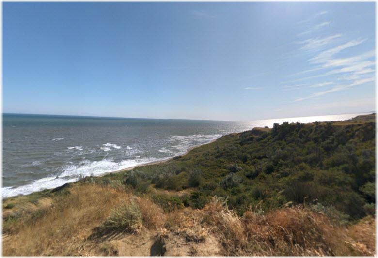 пляж мыса Пекла