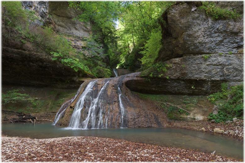 водопад Чаша любви
