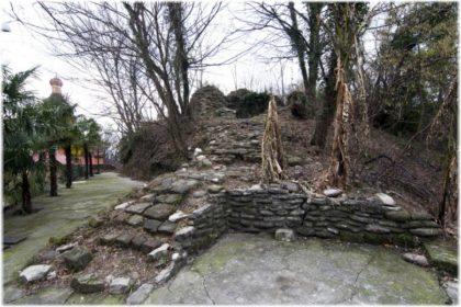 крепость Годлик в Сочи
