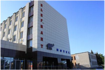 гостиницы Каневской