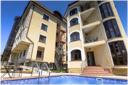 гостиницы и отели в Дагомысе