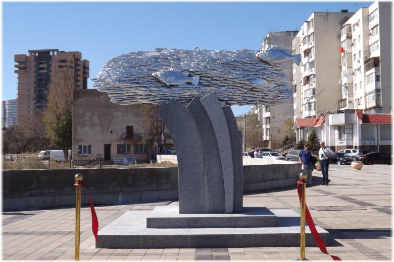 памятник Хамсе