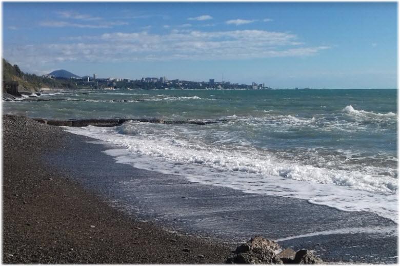 пляж 72-го км