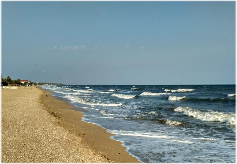 пляж Теремок