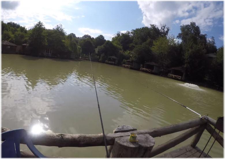рыбалка на Ачигварском