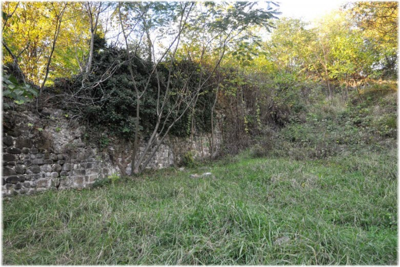 стены крепости у реки Годлик