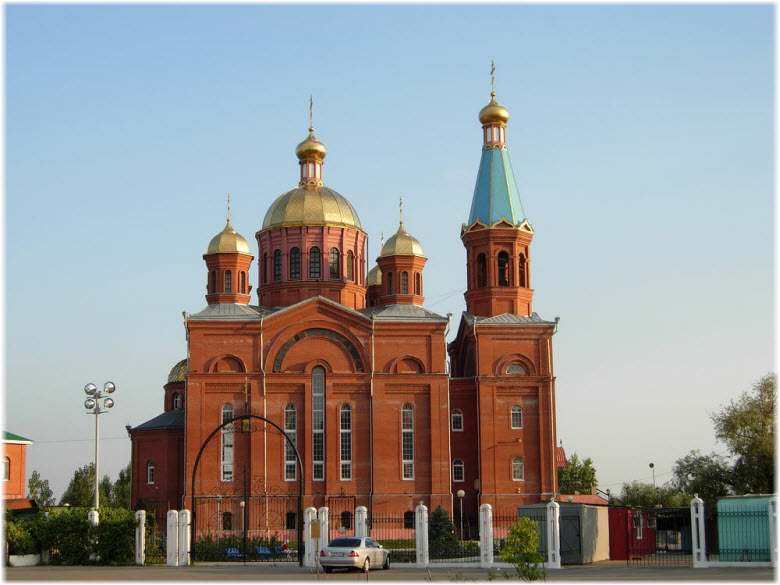 фото Рождественского храма