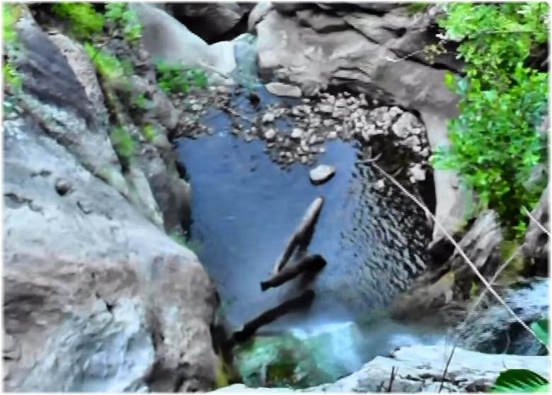 фото в Двубратском каньоне