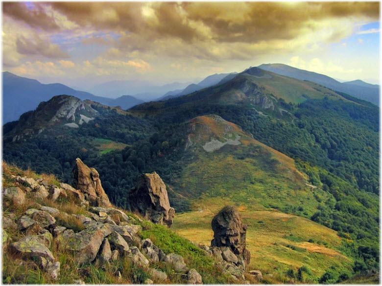 гора Кашина и ее окрестности