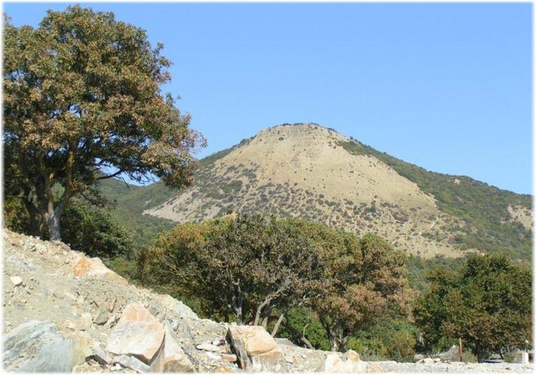 гора Лысая