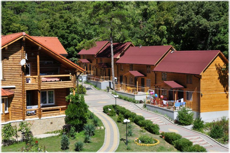 гостиница Райский сад