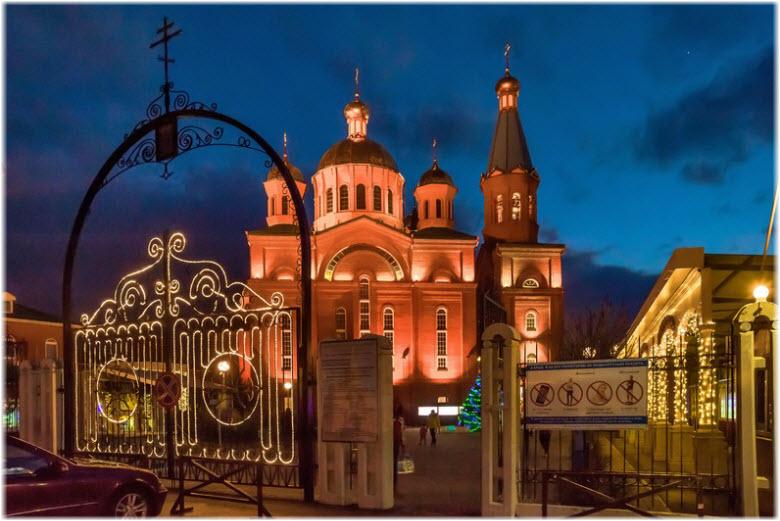 Храм Рождества Христова в Краснодаре