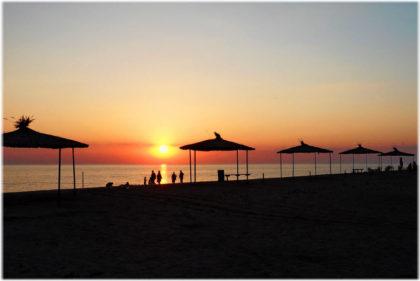 пляжи Должанской