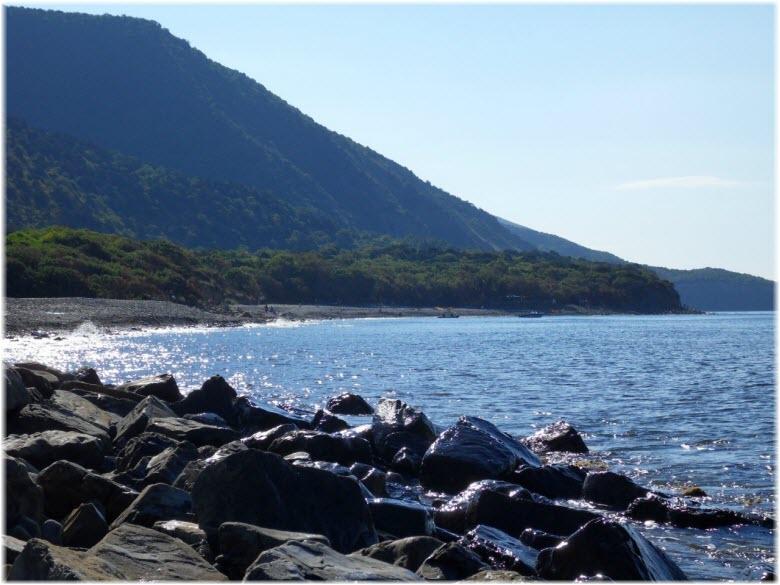пляж Четвертая лагуна