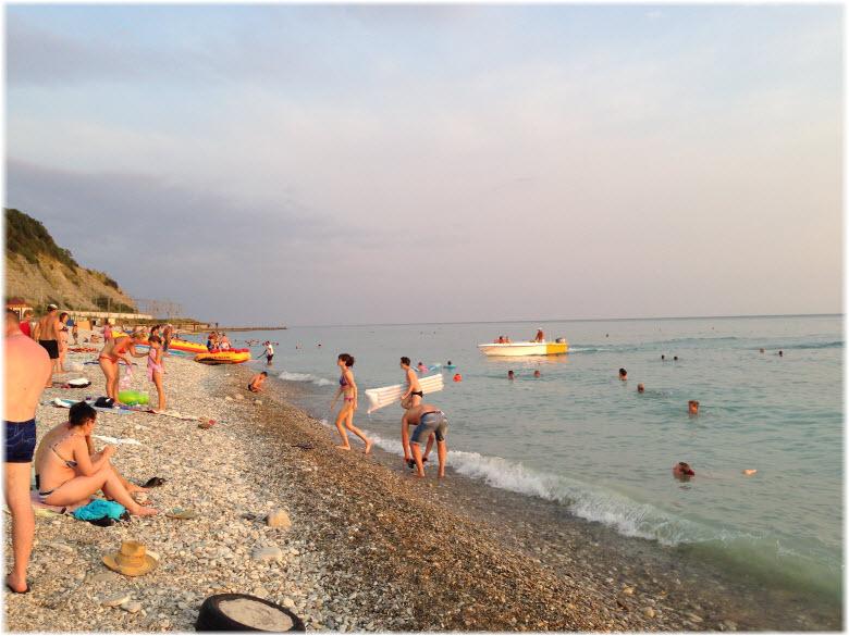 пляж Энергетик