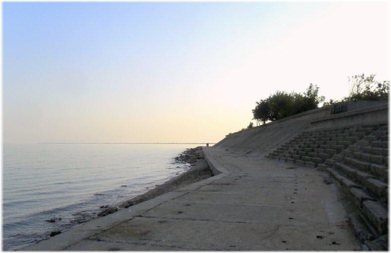 пляж Морозовский