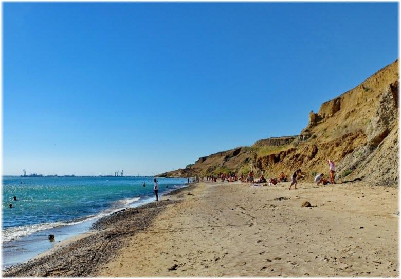 пляж Волны