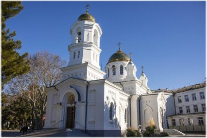 Свято-Вознесенский собор в Геленджике