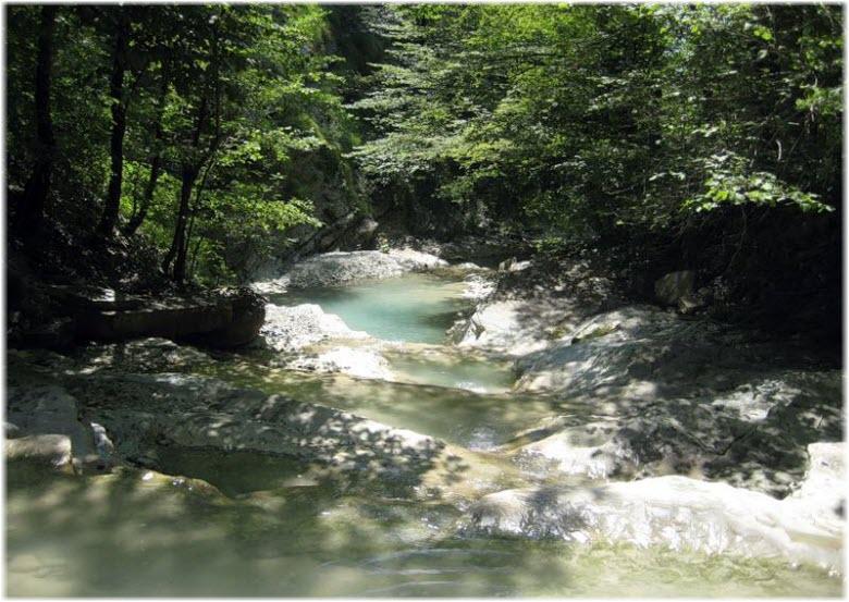 течение реки Куаго