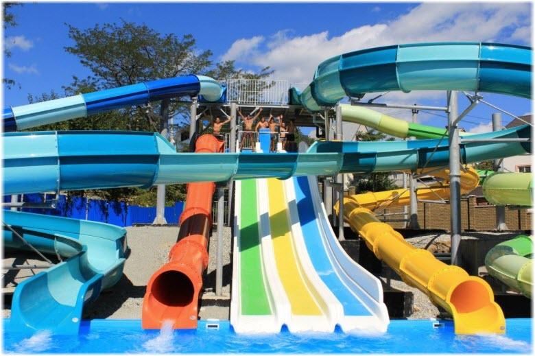 аквапарк Гудзон