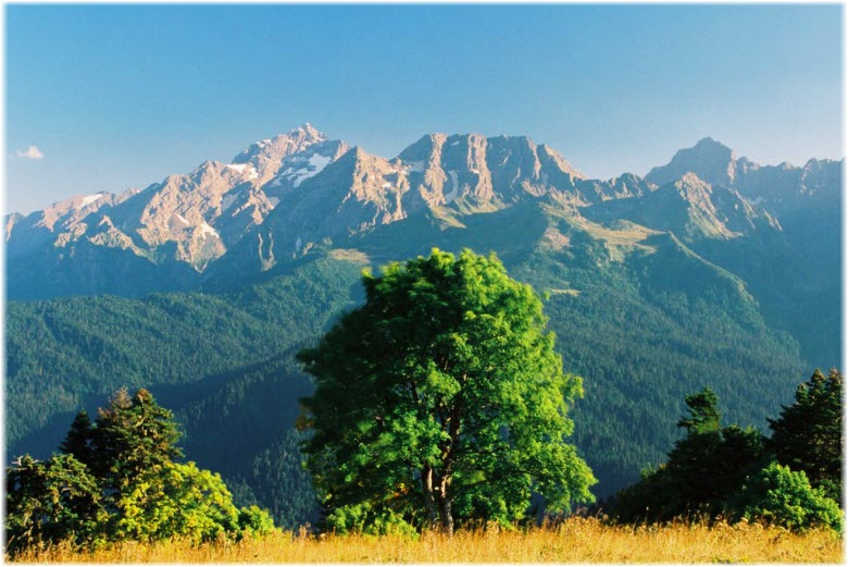 фото горы Агепста