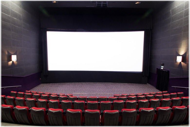фото с зале кинотеатра Монитор