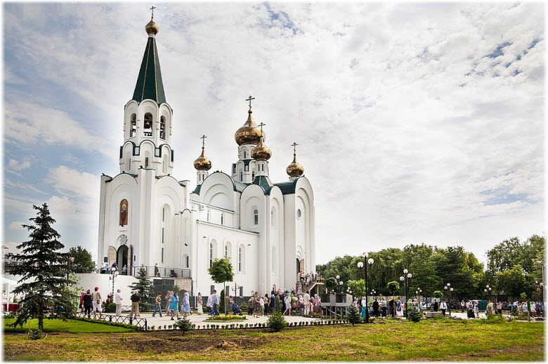 фото Свято-Духовского храма