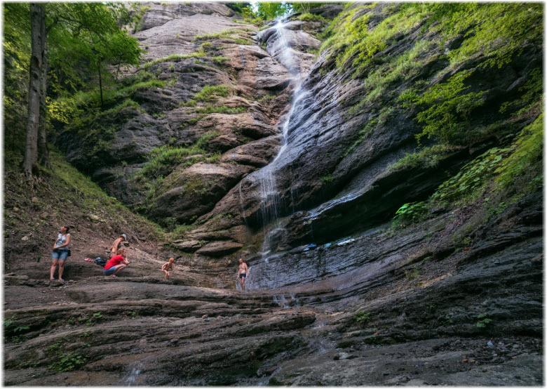 Никитинский водопад