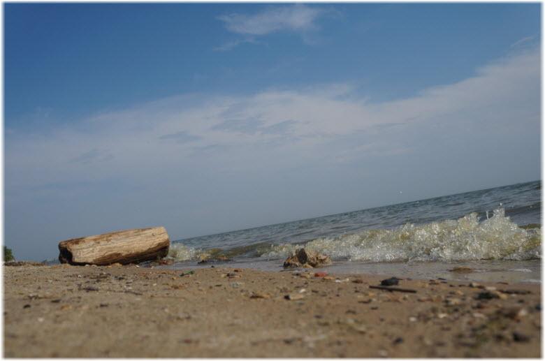 Нудистский пляж Таганрога