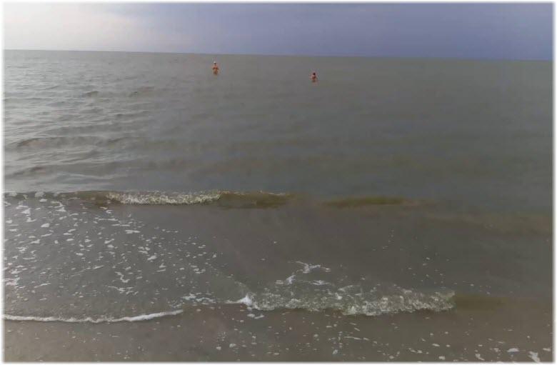 пляж Стрелка