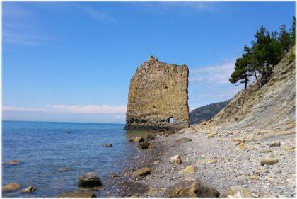 пляжи Прасковеевки