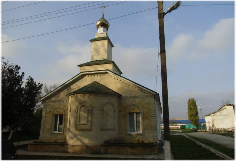 Свято-Вознесенский храм Раевской