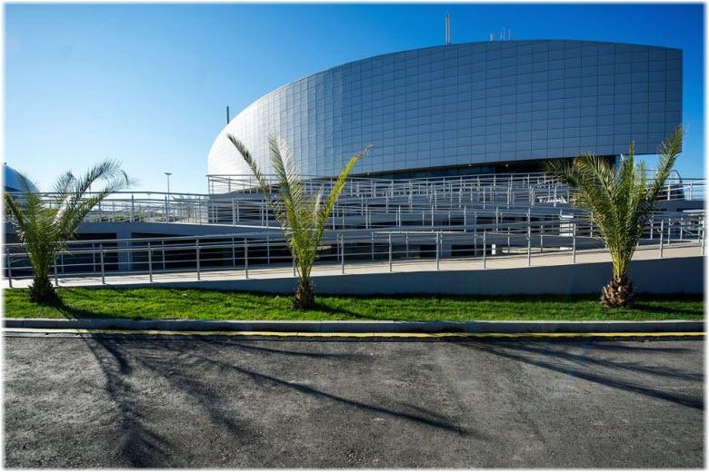 арена Ледяной куб в Сочи