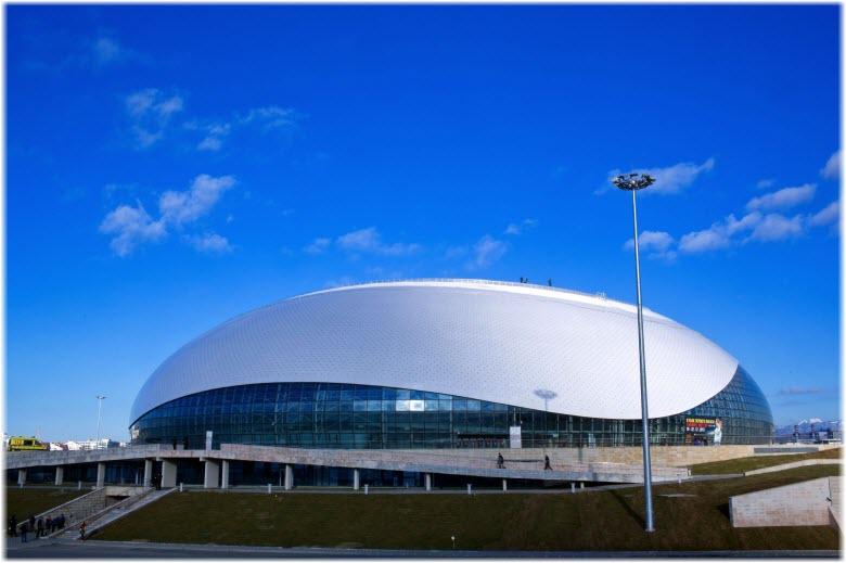 фото Большого ледового дворца