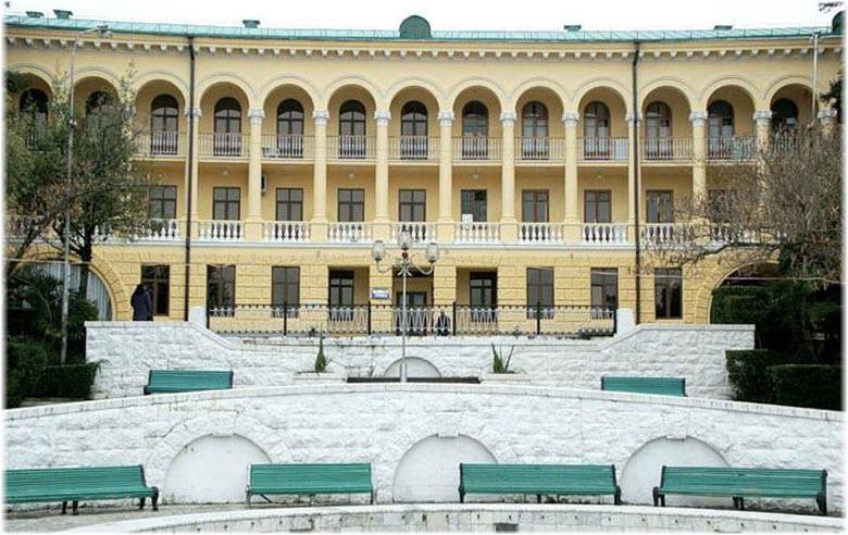 фото резиденции президента