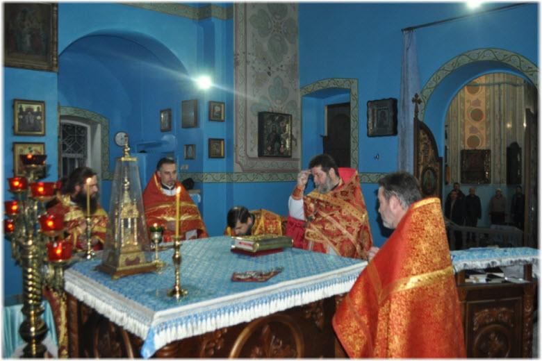 фото внутри церкви
