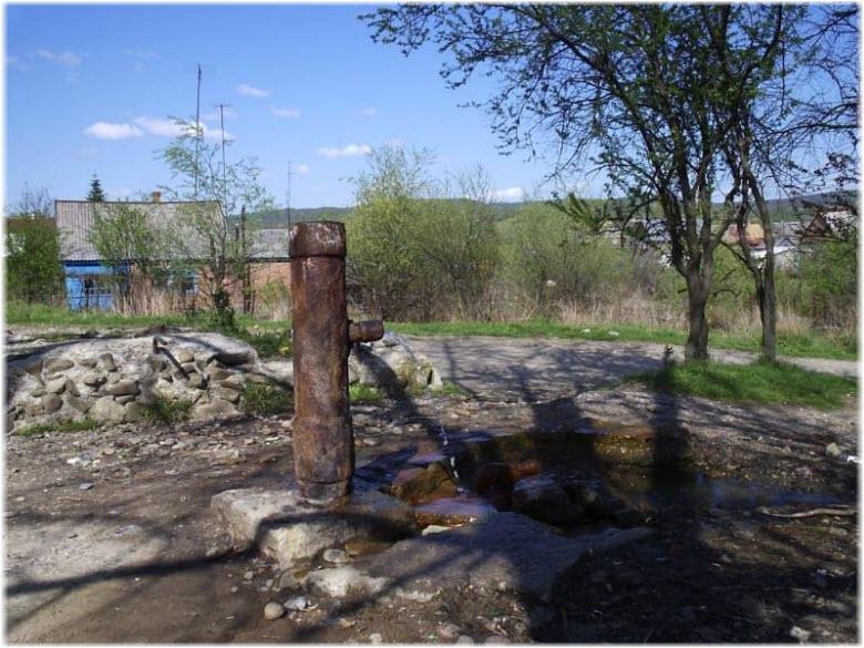минеральная вода Хадыженска