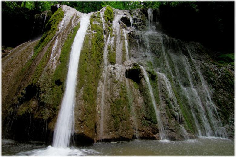 фото Большого Каверзинского водопада