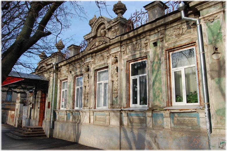 фото фасада особняка Рафаиловича
