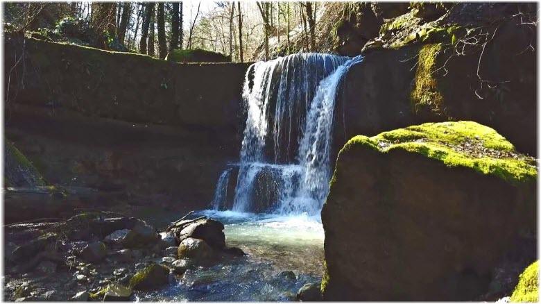 фото Каверзинских водопадов