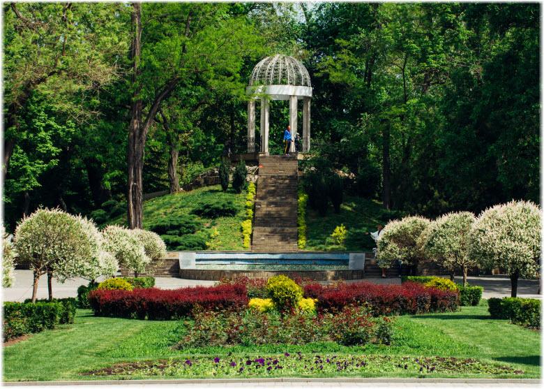 фото в Городском саду