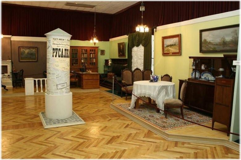фото внутри музея
