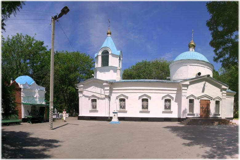 Храм Всех Святых в Таганроге