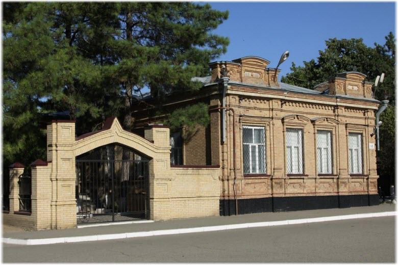 Краеведческий старощербиновский музей