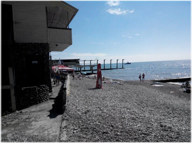 пляж Автомобилист