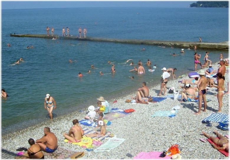 пляж Семафор